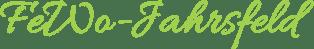 Ferienwohnung Jahrsfeld – Straßenhaus – Westerwald Logo